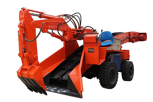 ZWY-80T轮式刮板扒渣机